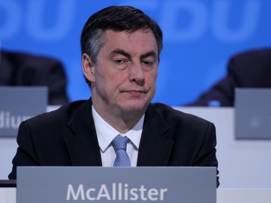 McAllister will stärkere europäische Zusammenarbeit