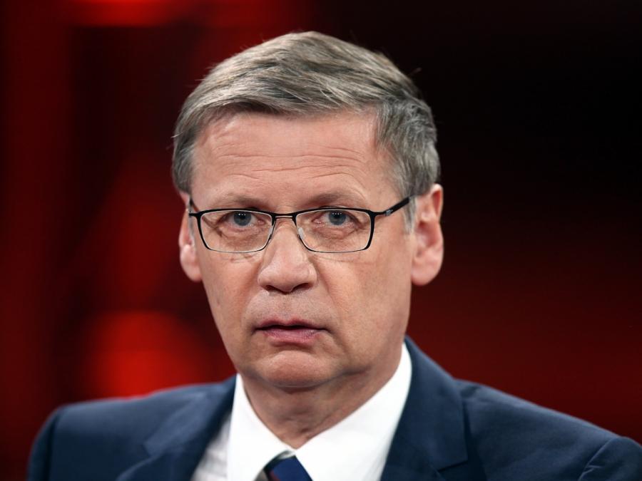 Günther Jauch hofft auf menschliche Restintelligenz