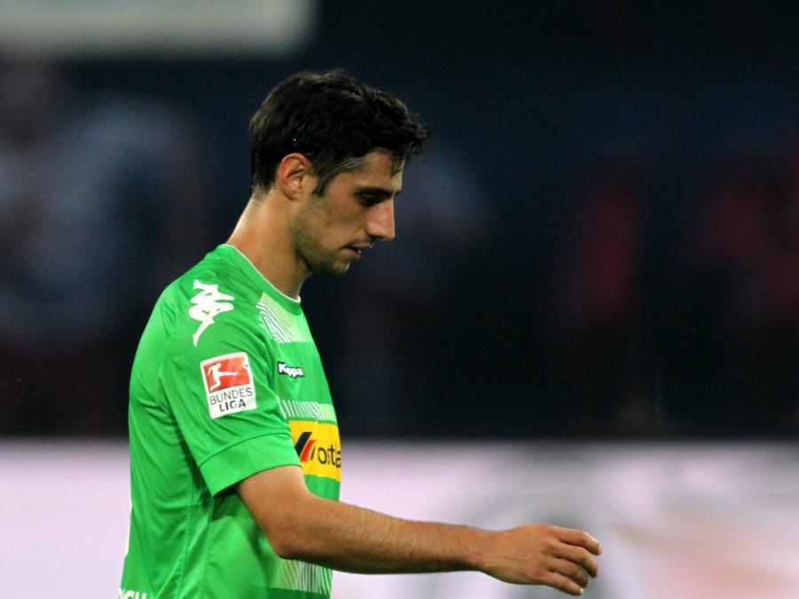 1. Bundesliga: Frankfurt und Gladbach trennen sich 1:1