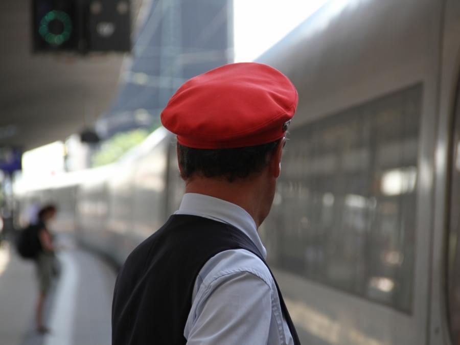 Bahn verzeichnet mehr Angriffe auf Mitarbeiter
