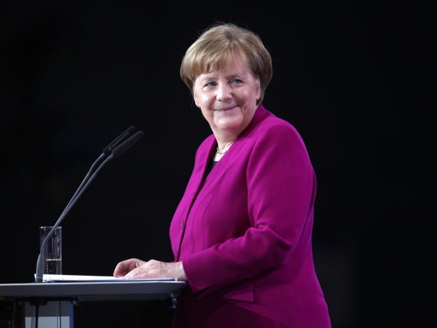 Merkel erhält Fulbright-Preis für internationale Verständigung