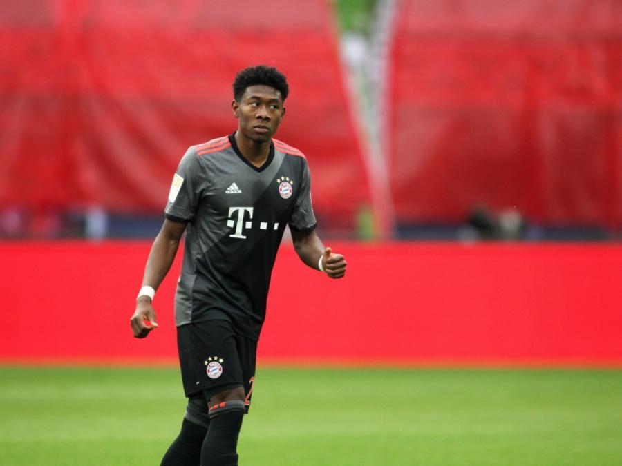FC Bayern im Viertelfinale der Champions League