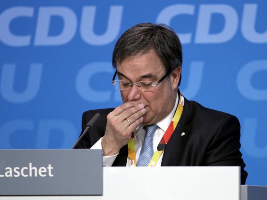 Laschet bittet wegen Gladbeck-Geiselnahme um Vergebung