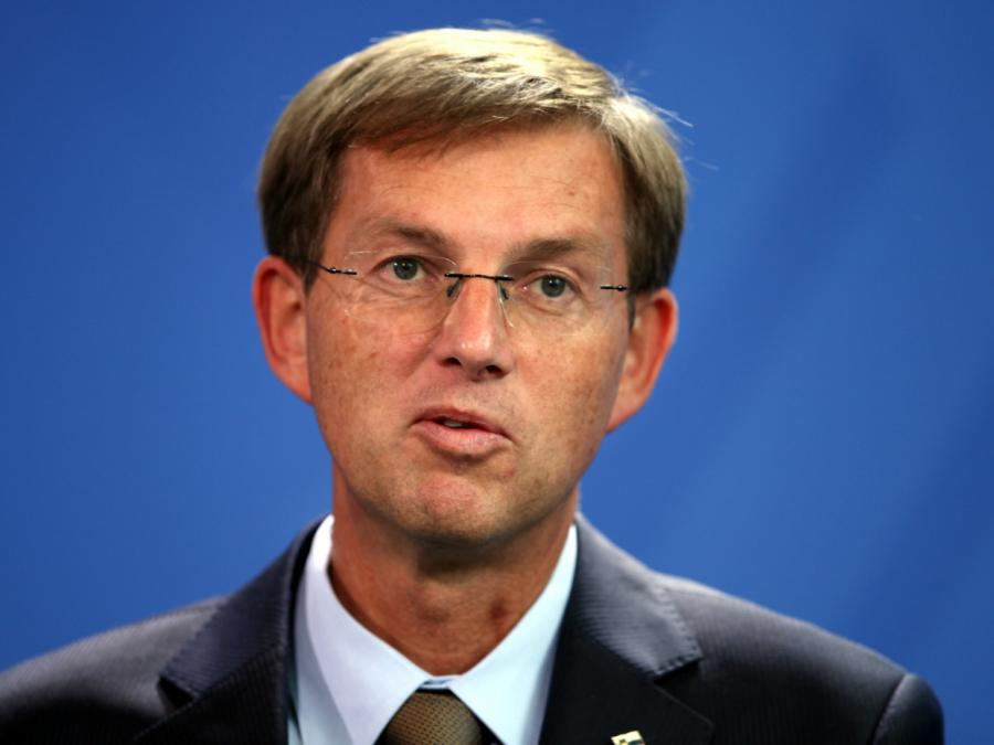 Sloweniens Ministerpräsident tritt zurück