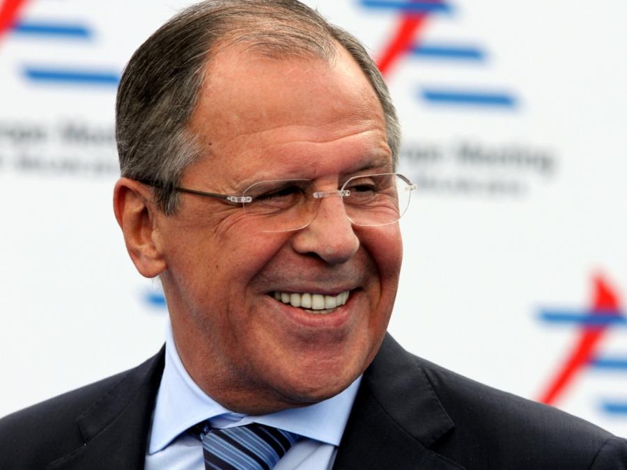 Russlands Außenminister wirft NATO