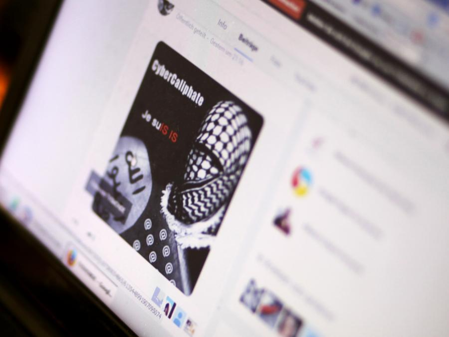 Europol identifiziert hunderte Terror-Seiten im Internet