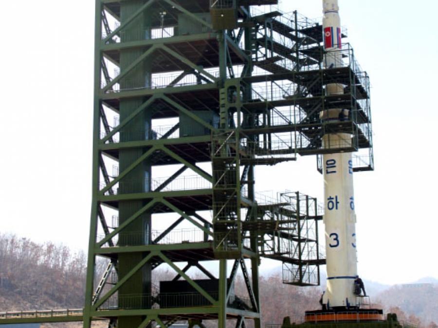Nordkorea feuert wieder Rakete ab - Alarm in Japan