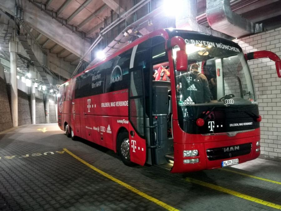 DFB-Pokal-Auslosung: Bayern fahren nach Cottbus