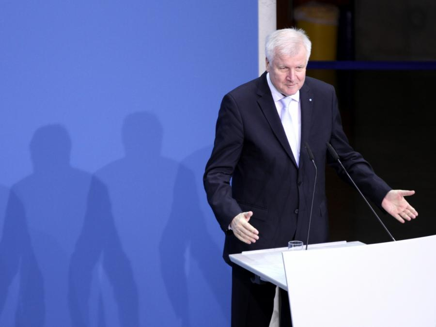 Seehofer soll SPD-Grundrente gelobt haben