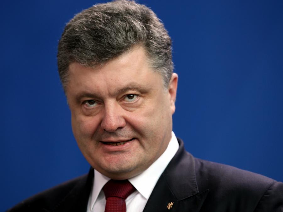 Poroschenko: Ukraine will zügig der Nato beitreten