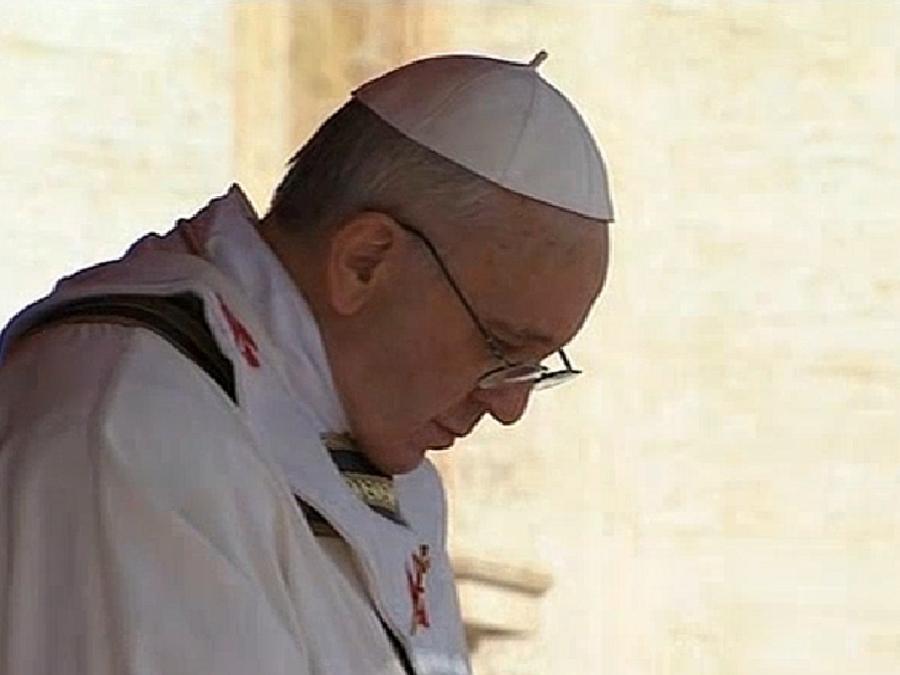Papst eröffnet Anti-Missbrauchsgipfel im Vatikan