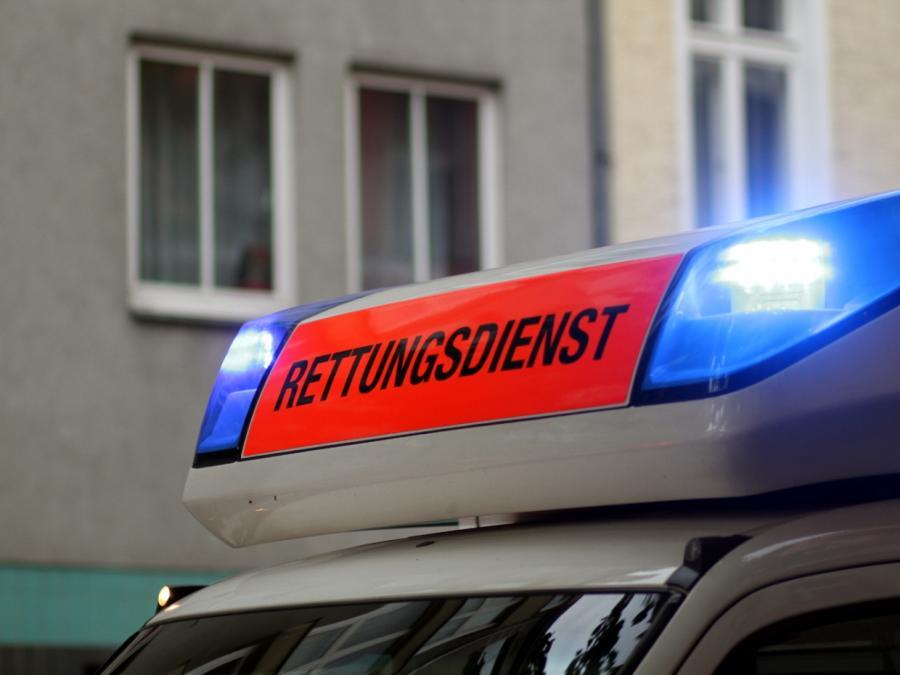 Hessen: Pkw-Fahrer stirbt nach Herzinfarkt