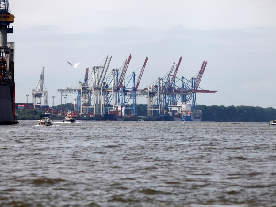 Deutsche Exporte legen zu