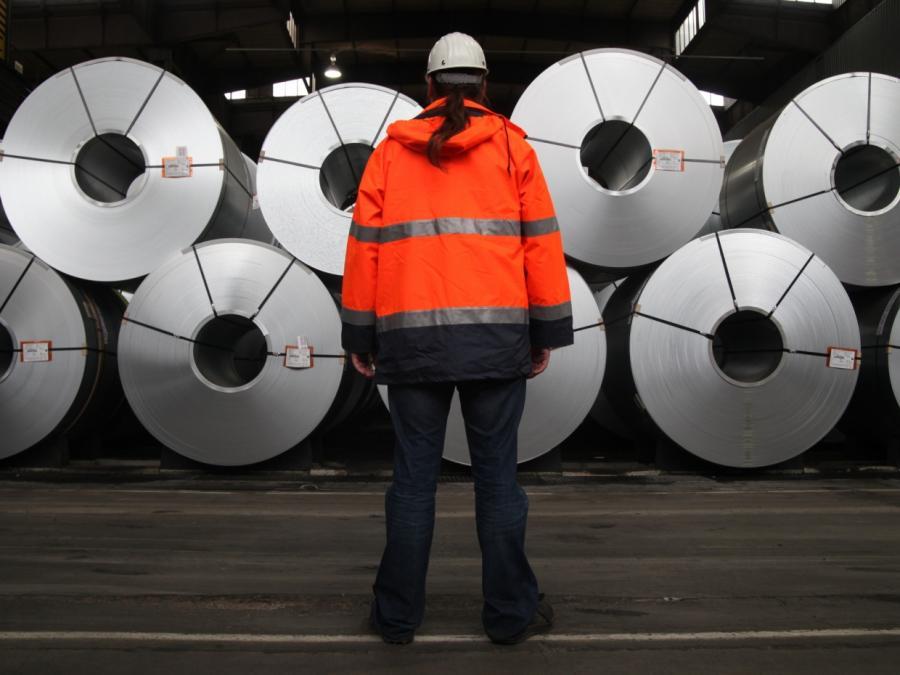 EU startet Schutzmaßnahmen gegen Stahl- und Aluminiumimporte