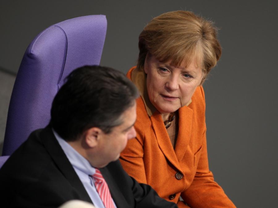 INSA: Parteien der Großen Koalition verlieren