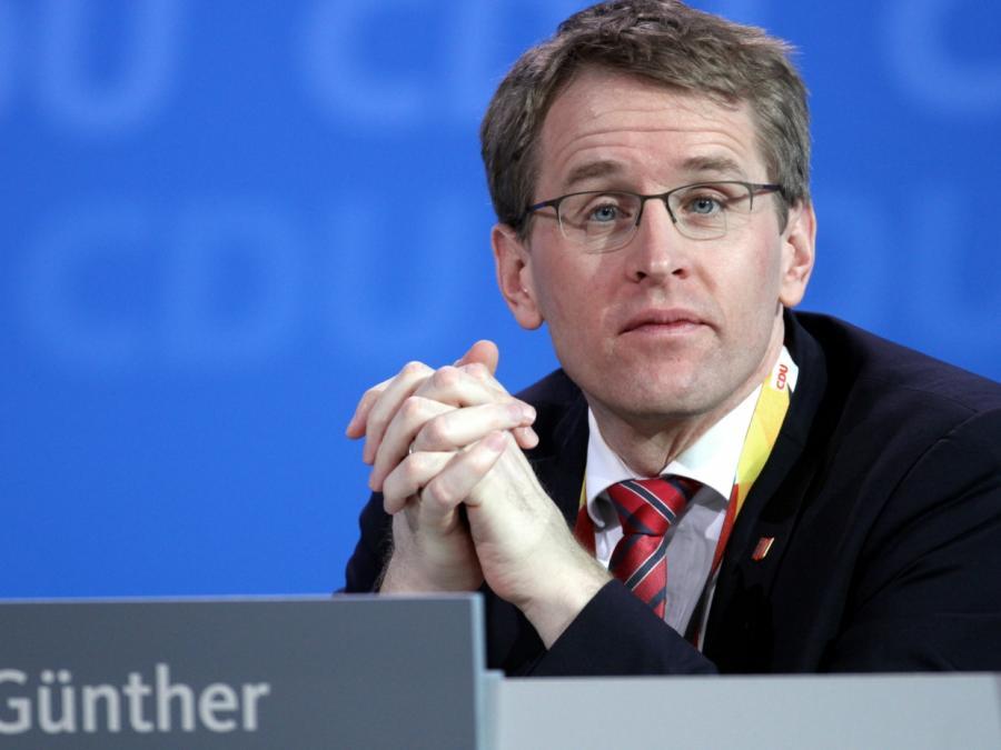 Günther ruft Union zur Geschlossenheit auf
