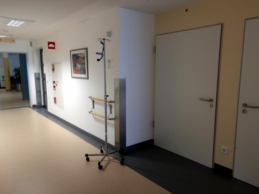 Weniger Krankenhaus-Patienten mit Hepatitis-Erkrankung
