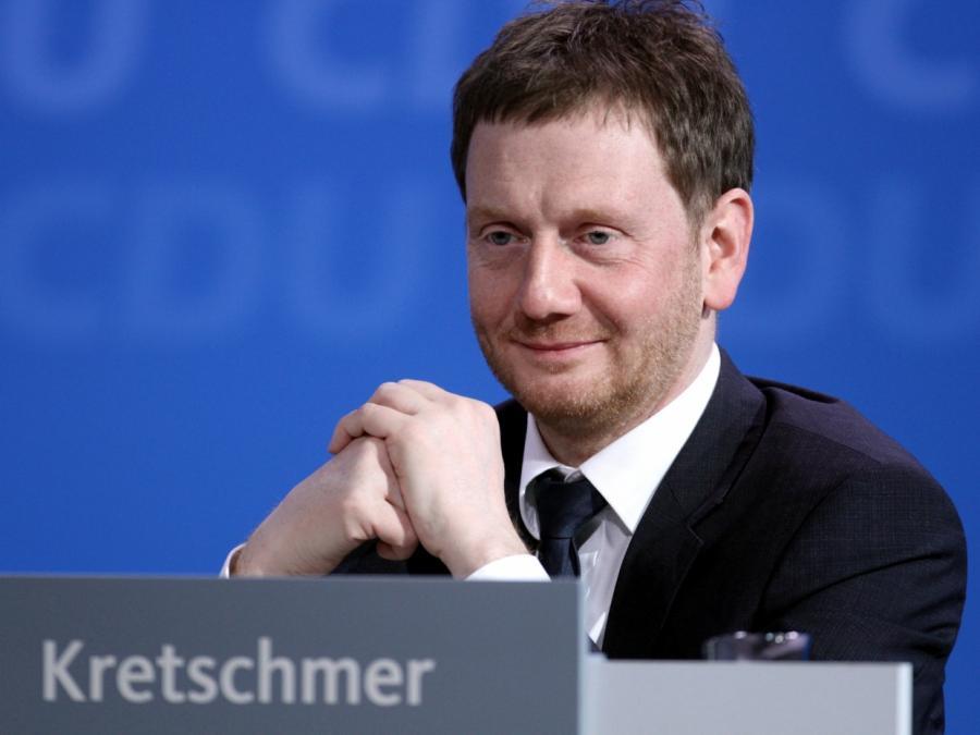 Kretschmer will Strukturwandel in der Lausitz weiter vorantreiben