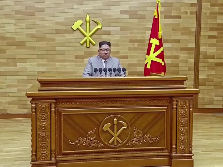 Russischer Außenminister lädt Kim nach Moskau ein