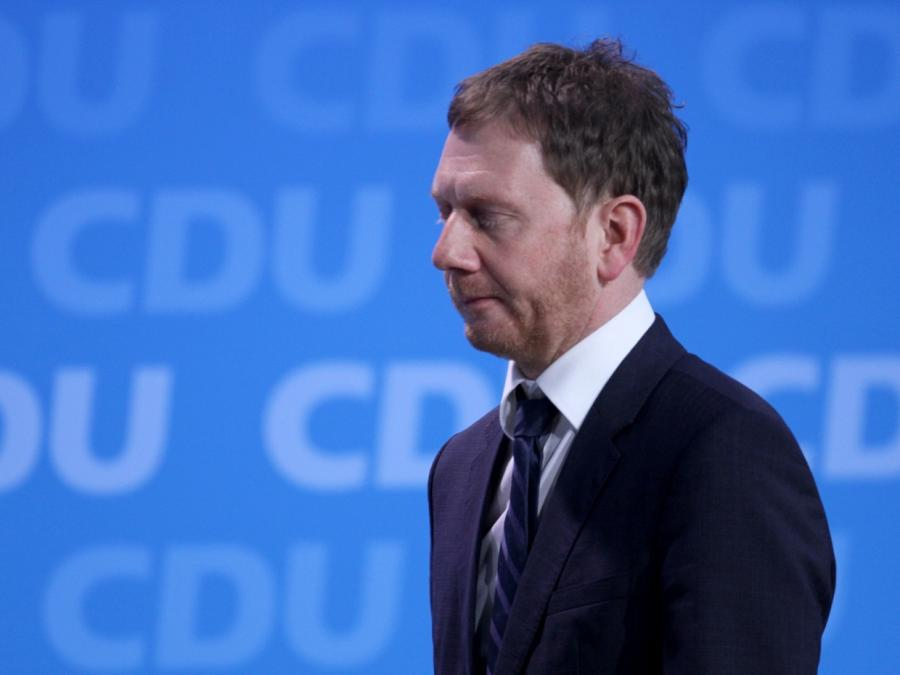 Kretschmer kritisiert völlig absurde Koalitiondiskussionen