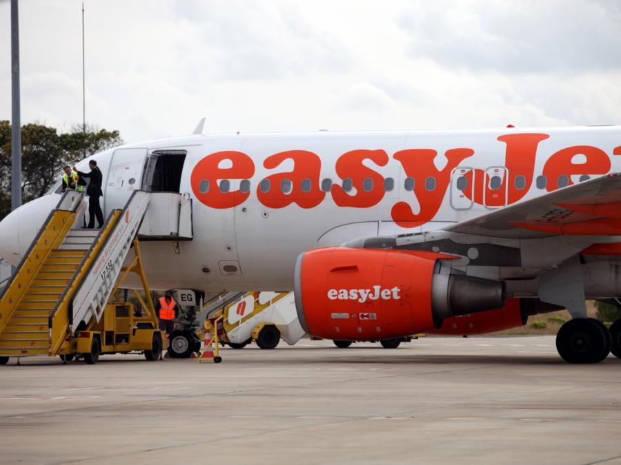 EasyJet will größte Fluglinie in Berlin werden