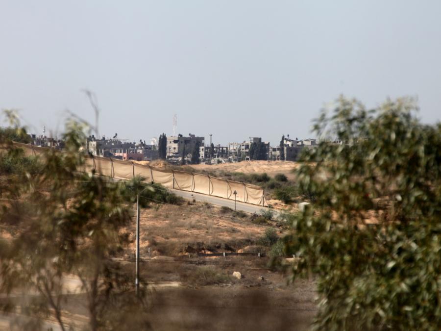 Wieder Tote und Verletzte bei Zusammenstößen am Gazastreifen