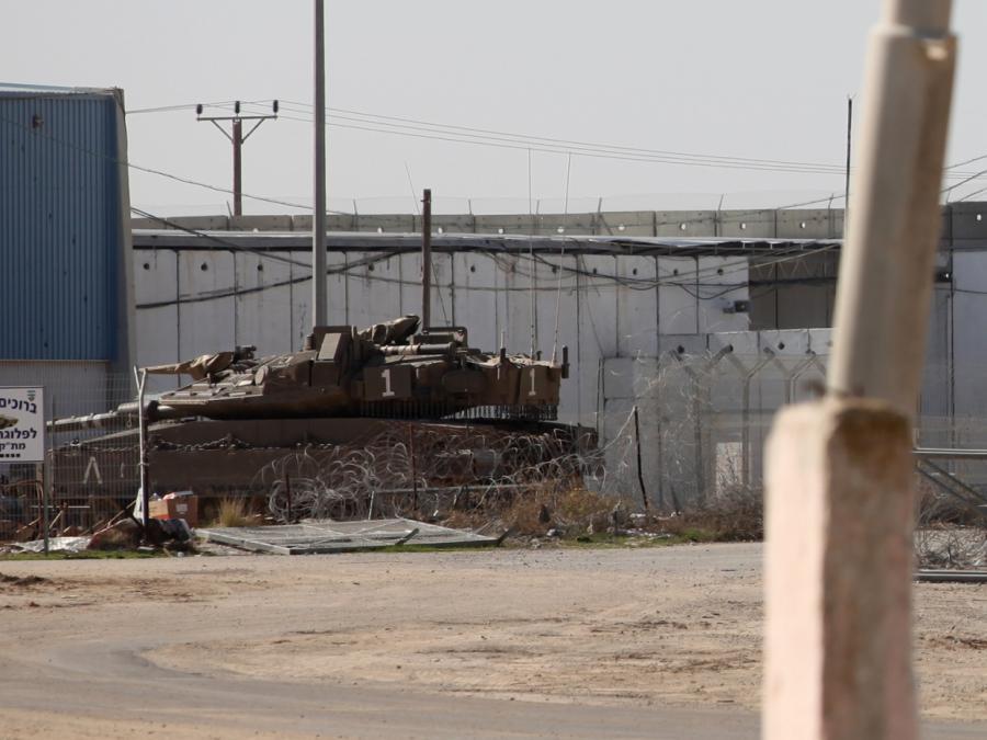 Auswärtiges Amt wegen neuer Eskalation im Gazastreifen besorgt
