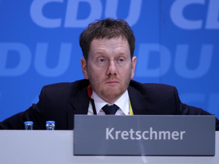 Sachsens Regierungschef ruft im Asylstreit zu Einigung auf
