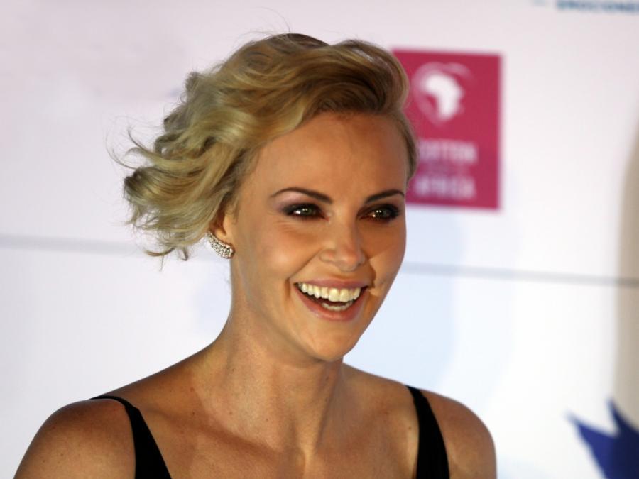 Oscar-Preisträgerin Charlize Theron: Hollywood ist kein Ponyhof