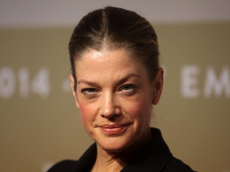 Marie Bäumer war als Romy Schneider