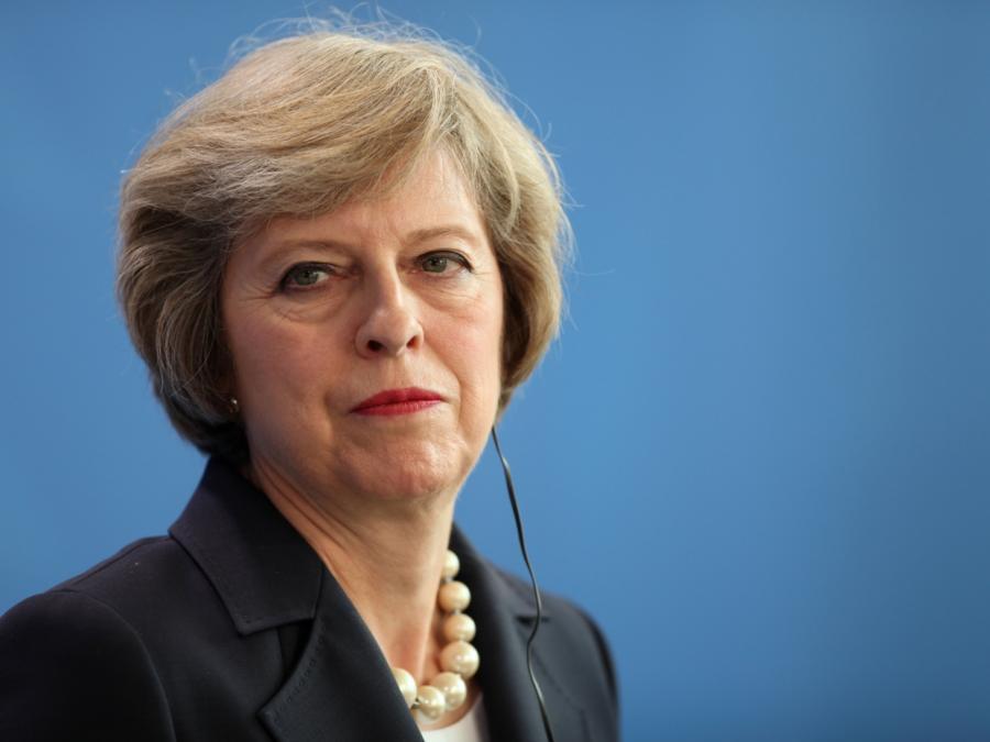 May schließt zweites Referendum über EU-Mitgliedschaft aus