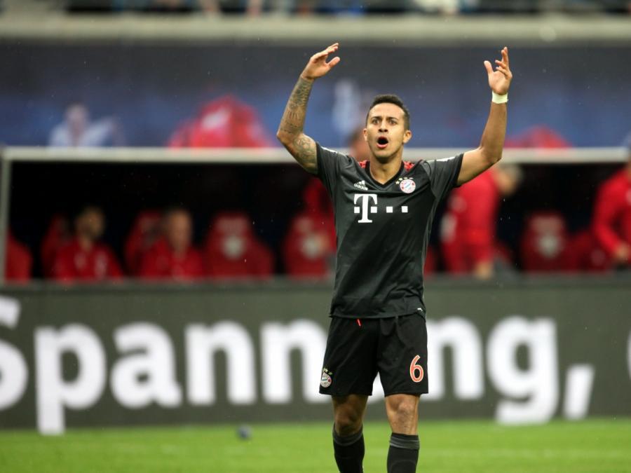 1. Bundesliga: FC Bayern und Leipzig trennen sich 0:0