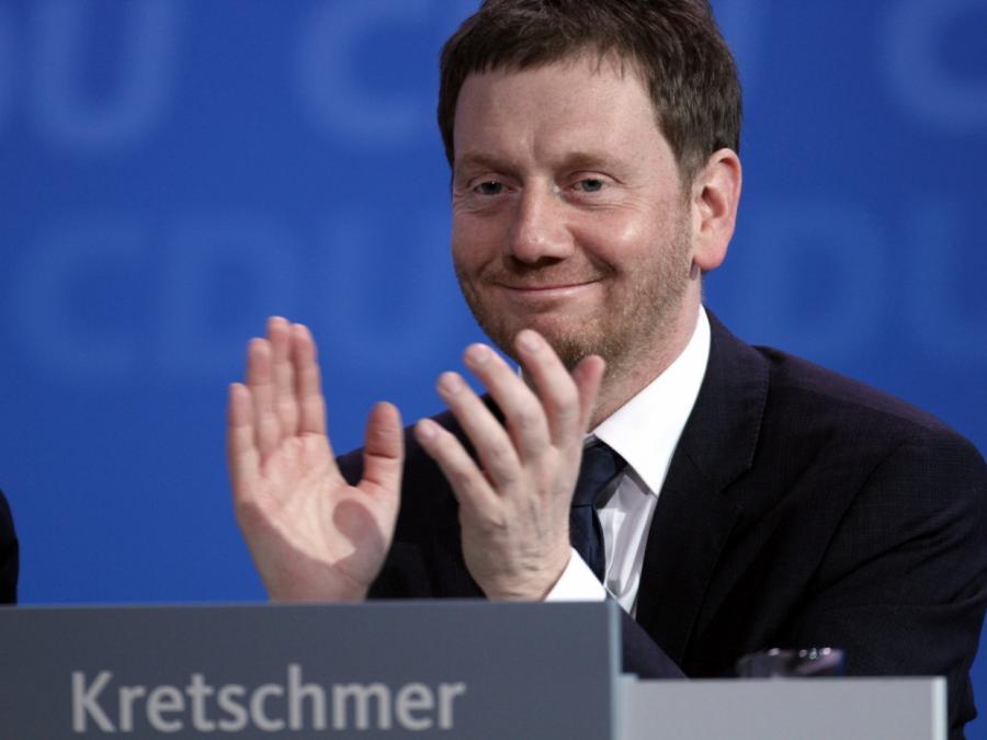 Sachsens Ministerpräsident hält Machtfrage in der CDU für geklärt