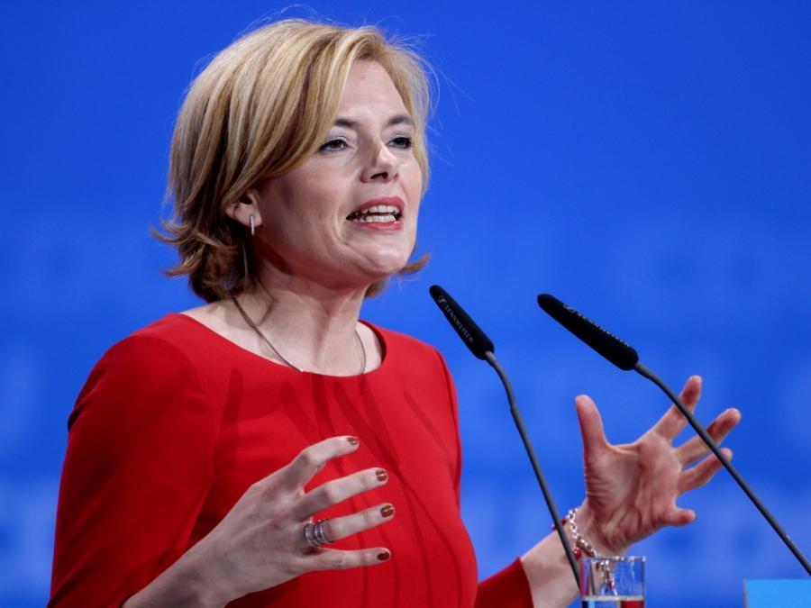 CDU-Vizechefin Klöckner gegen Frauenquote für politische Ämter