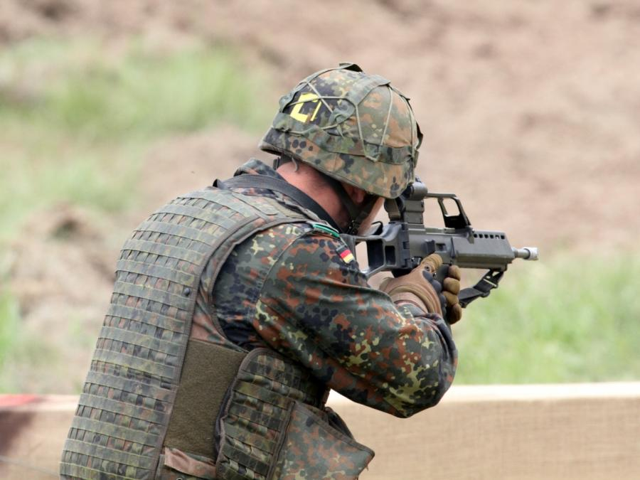 Streit um neues Bundeswehr-Sturmgewehr geht weiter