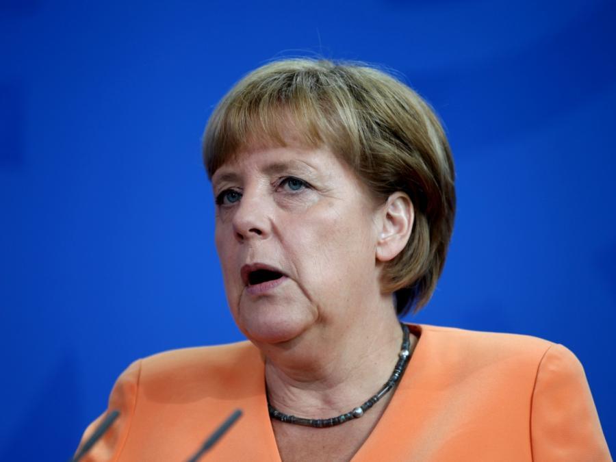 Merkel kann sich Vermittlerrolle im Korea-Konflikt vorstellen