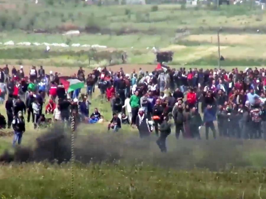 Wieder neue Gewalt zwischen Israelis und Palästinensern