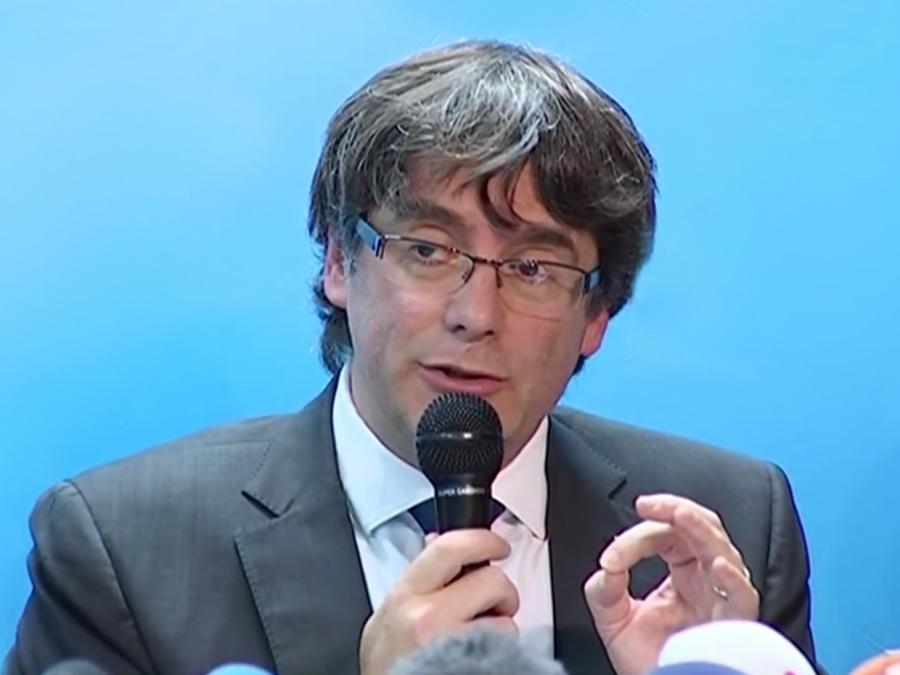 Gericht hebt Auslieferungshaftbefehl gegen Puigdemont auf