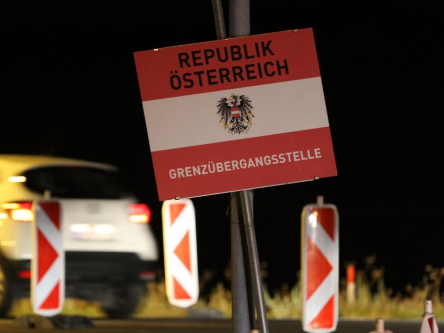 Österreichs Kanzler gegen erneute Grenzschließungen