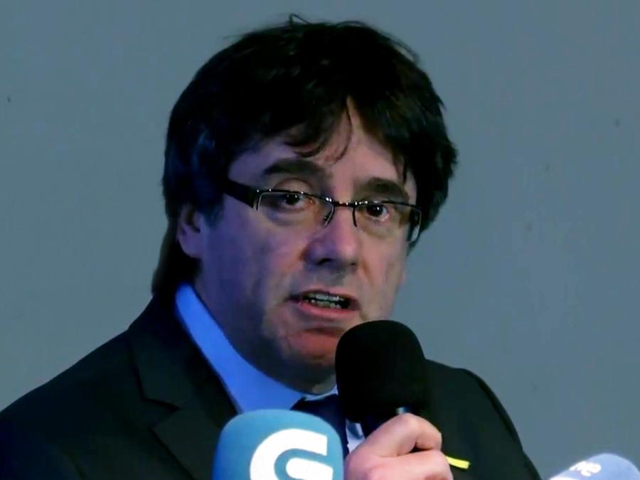 Spanien verzichtet auf Auslieferung Puigdemonts
