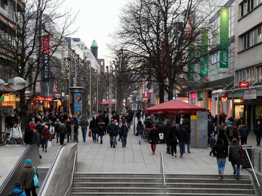 Städtetag: Innenstädte müssen für Menschen zugänglich bleiben