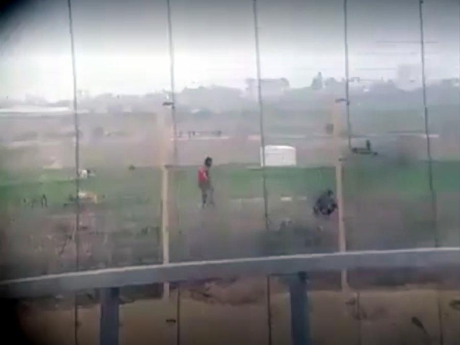 Sniper-Video sorgt in Israel für Aufregung