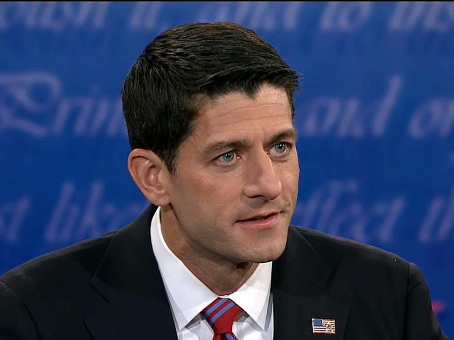 Repräsentantenhaus-Sprecher Paul Ryan tritt ab
