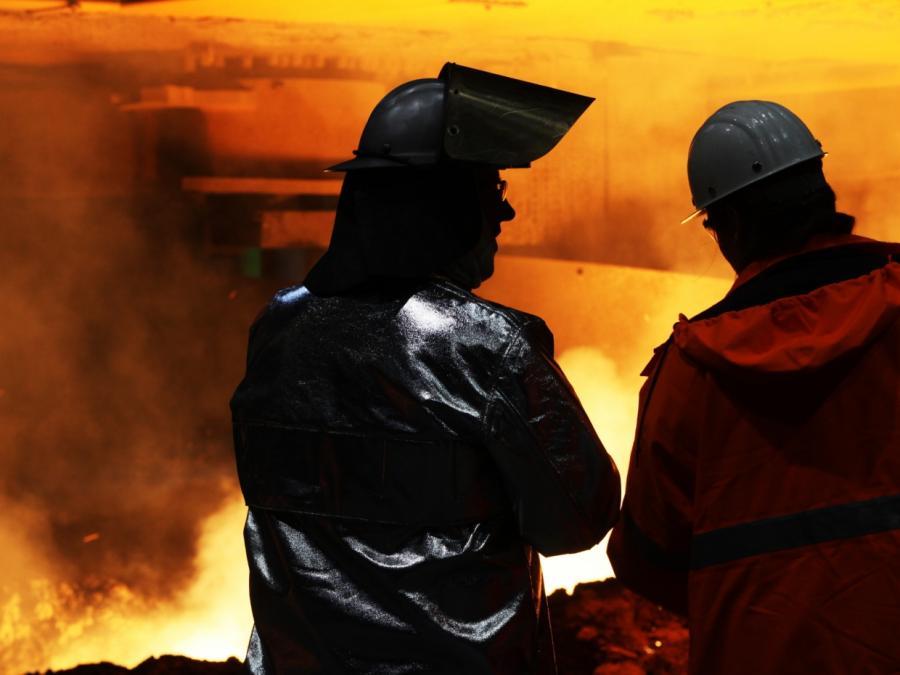 Industrie will bei Unternehmenssteuern Obergrenze von 25 Prozent