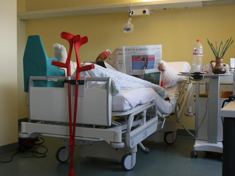 Kosten für Krankenhauspatienten steigen überdurchschnittlich