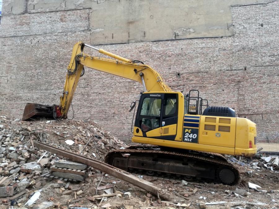 Bauindustrie will Lockerung der Bauordnungen