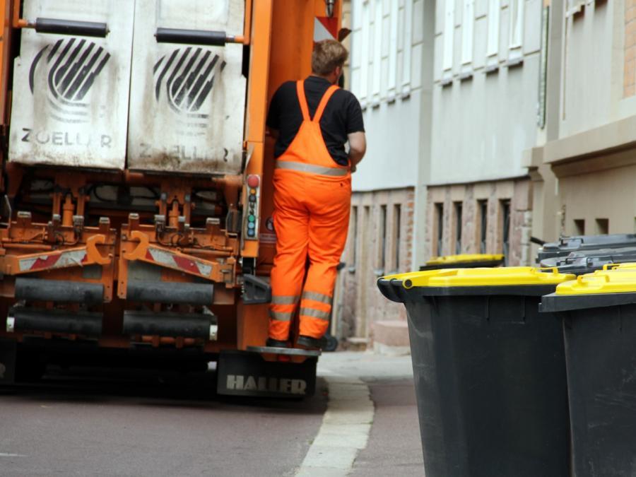 Abfallexperte: Nur 5,6 Prozent des Kunststoffs werden recycelt