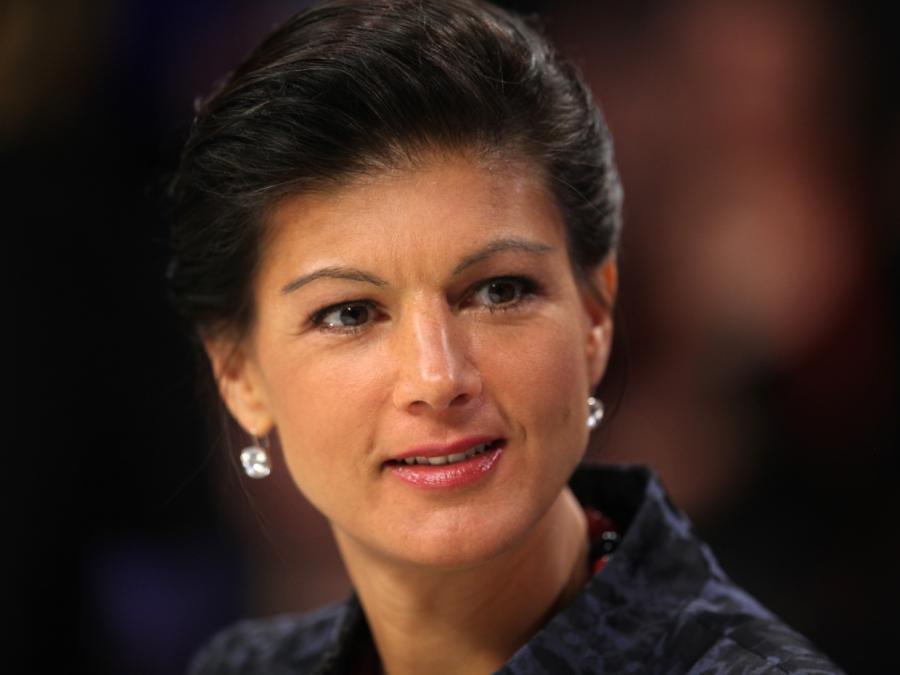 Wagenknecht: Linke will Netzwerkdurchsetzungsgesetz kippen