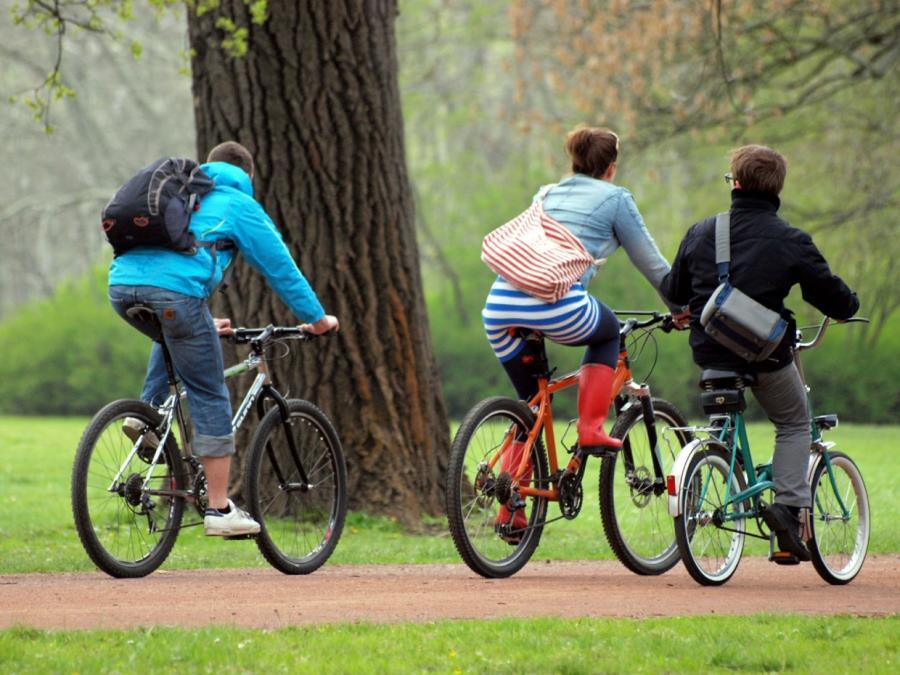 Zahl der Fahrradunfälle gestiegen