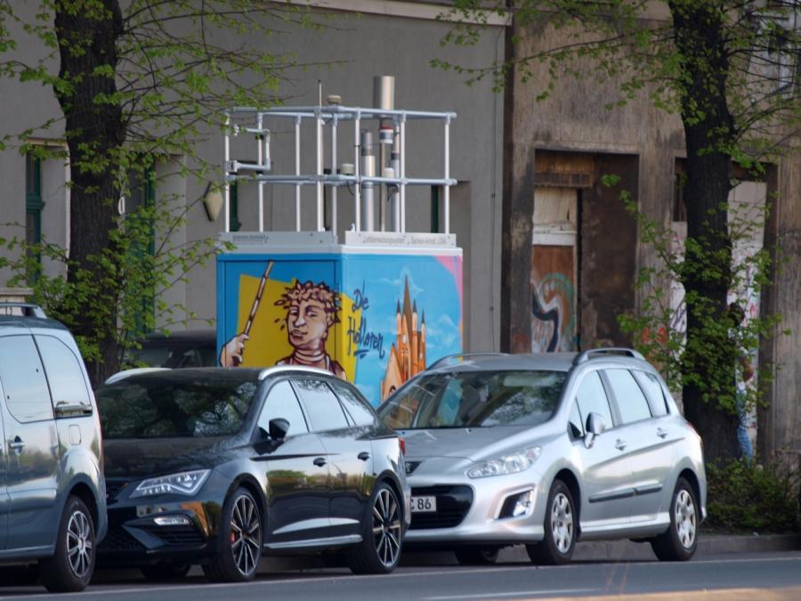 Städtetag lehnt Regierungspläne zur Kontrolle von Fahrverboten ab